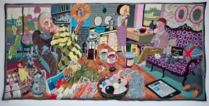 The Annunciation of the Virgin Deall - Grayson Perry (2012)