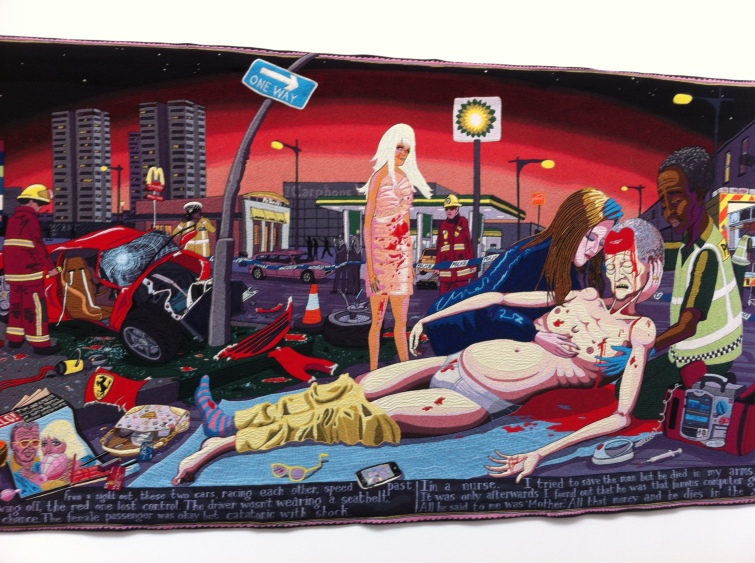 #Lamentation - Grayson Perry (2012)