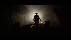Jesse James silhouette