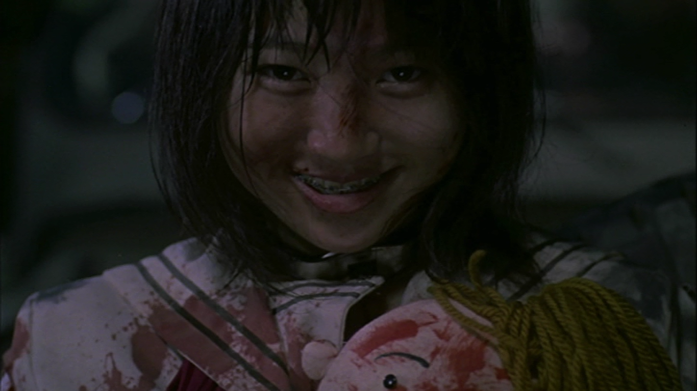 battle royale dan norman sonder magazine the appearance of this girl sets the tone for the film to follow but also raises a number of questions about who she is how did she become this way