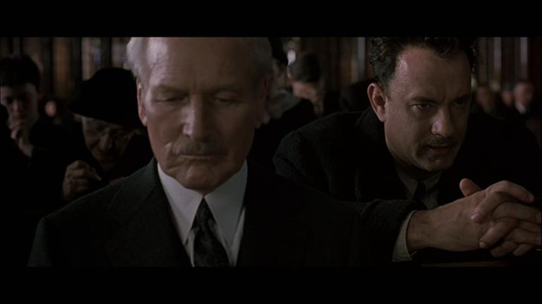 Newman + Hanks